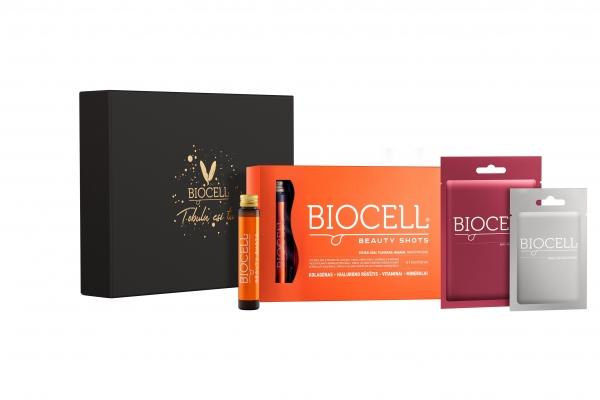BIOCELL grožio dėžutė / AKCIJA 2 už 1 kainą!