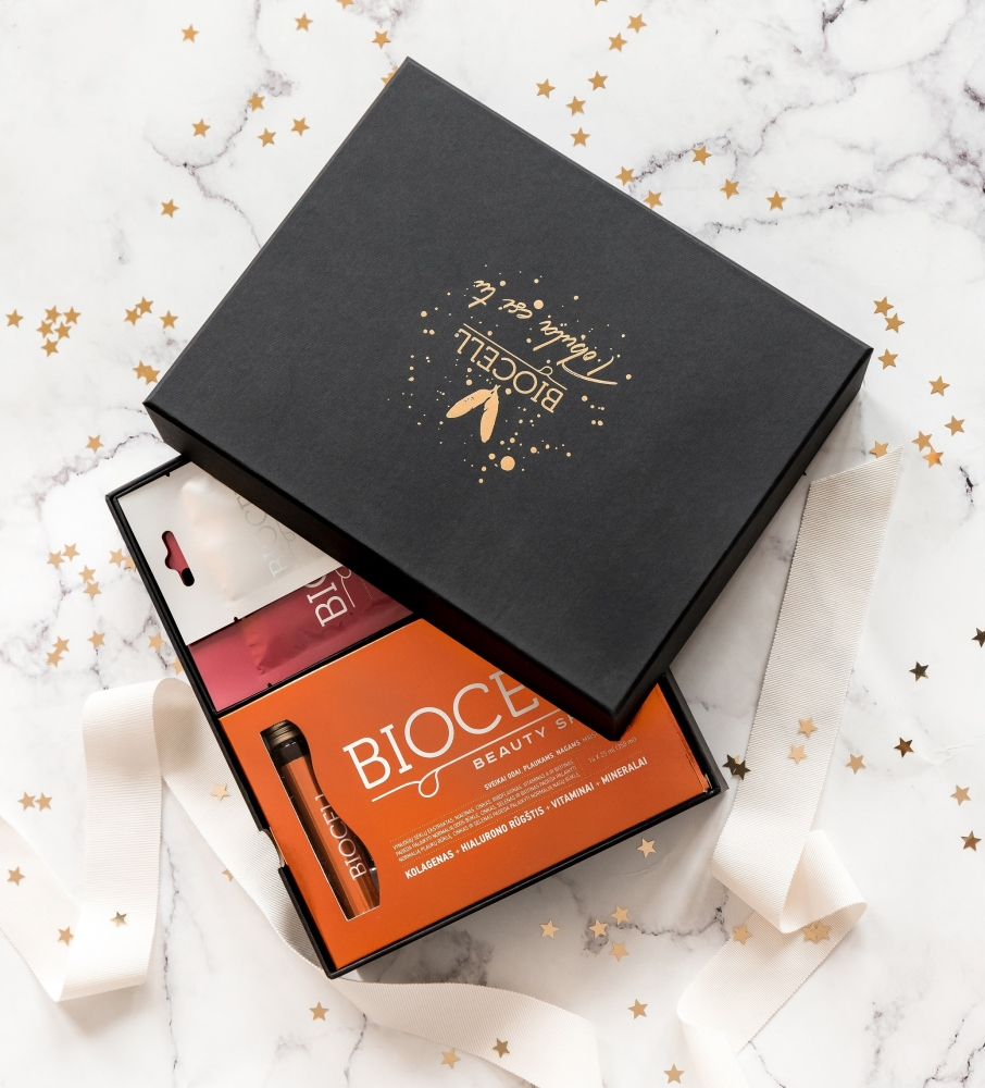 BIOCELL grožio dėžutė 1+1