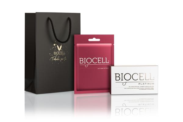 BIOCELL prabangus odos priežiūros rinkinys
