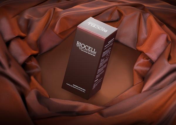 BIOCELL Silicium Booster, plaukams/odai/nagams, 300 ml