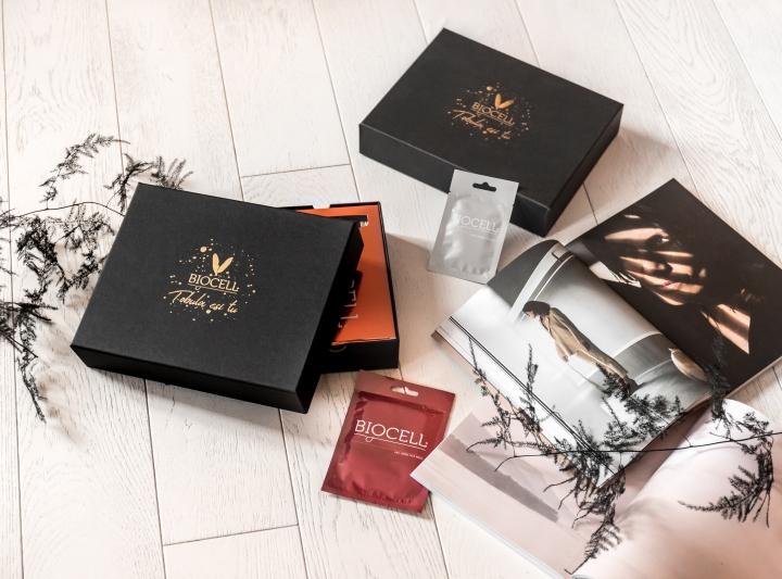 Dovana - BIOCELL grožio dėžutė